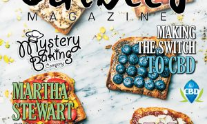 Cannabis Infused Products - Edibles Magazine - Cooking with Cannabis Issue 53