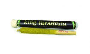 King Tarantula Pre Roll Review
