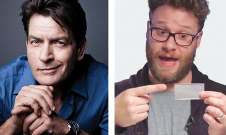 Charlie Sheen and Seth Rogen Latest Celebrities to Join the Weed Game