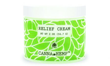 Edible's Magazine Review Canna Hemp CBD Relief Cream