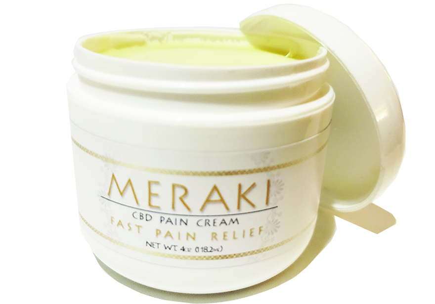 Edible's Magazine Review - Meraki CBD Cream