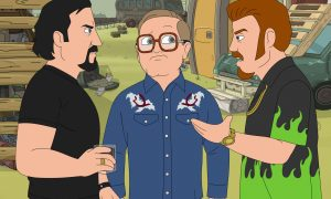The Animated Trailer Park Boys: Space Weed on Netflix
