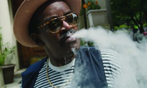 Edibles Magazine Fab 5 Freddy Grass is Greener