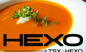 Edible's Magazine Pot Stocks Hexo and Red Pepper Soup