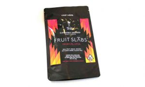 Edibles Magazine Review Fruit Slabs