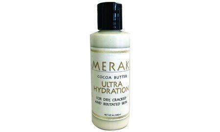 Edibles Magazine Review Meraki Cocoa Butter Ultra Hydration Cream