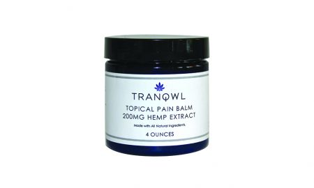 Edible's Magazine Tranqwl 4oz CBD Topical review