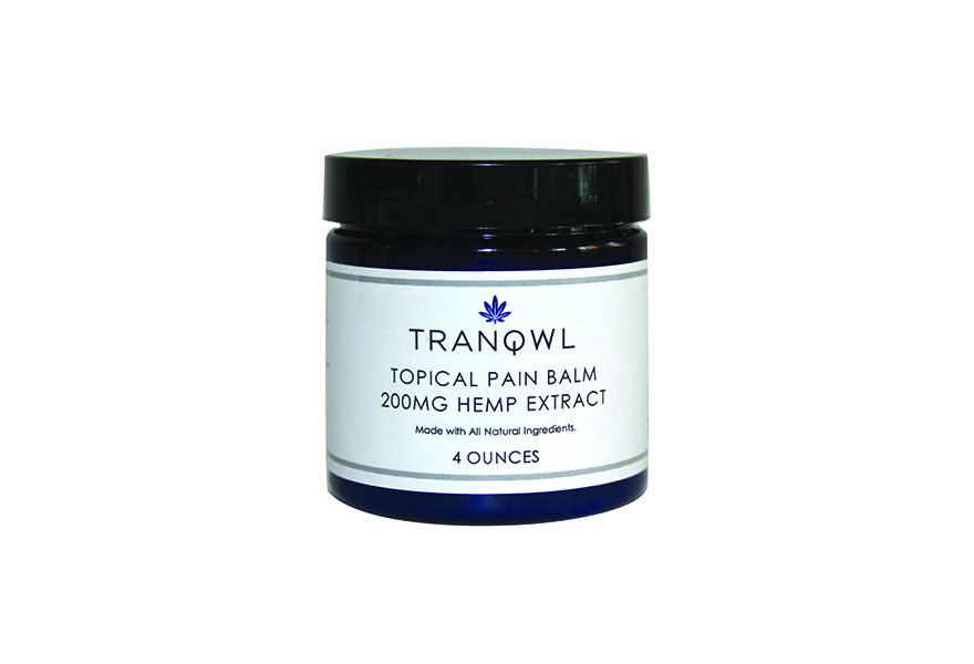 Tranqwl 200mg CBD Pain Salve