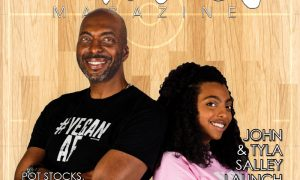 Edibles Magazine Issue 55 John and Tyla Salley