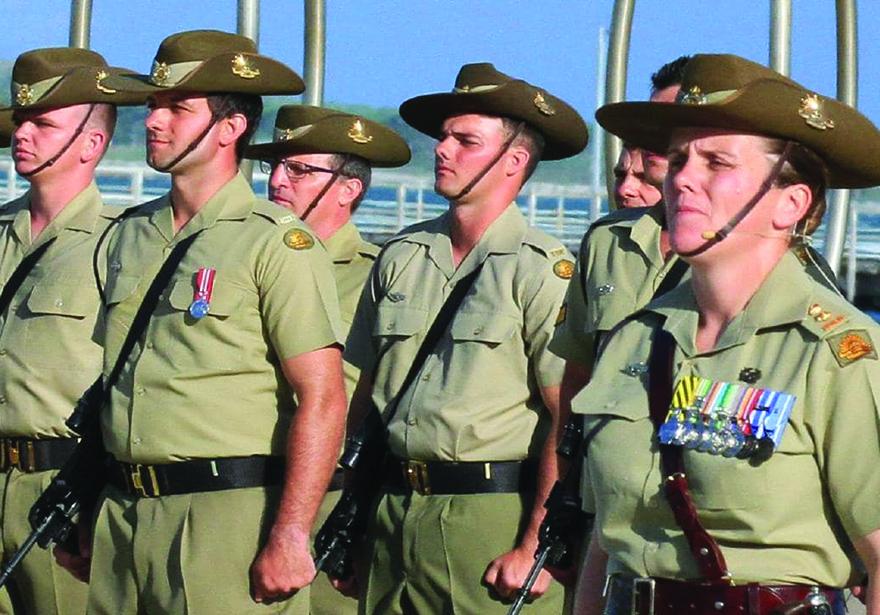 Cannabis Trial Begins for Australian Veterans Down Under