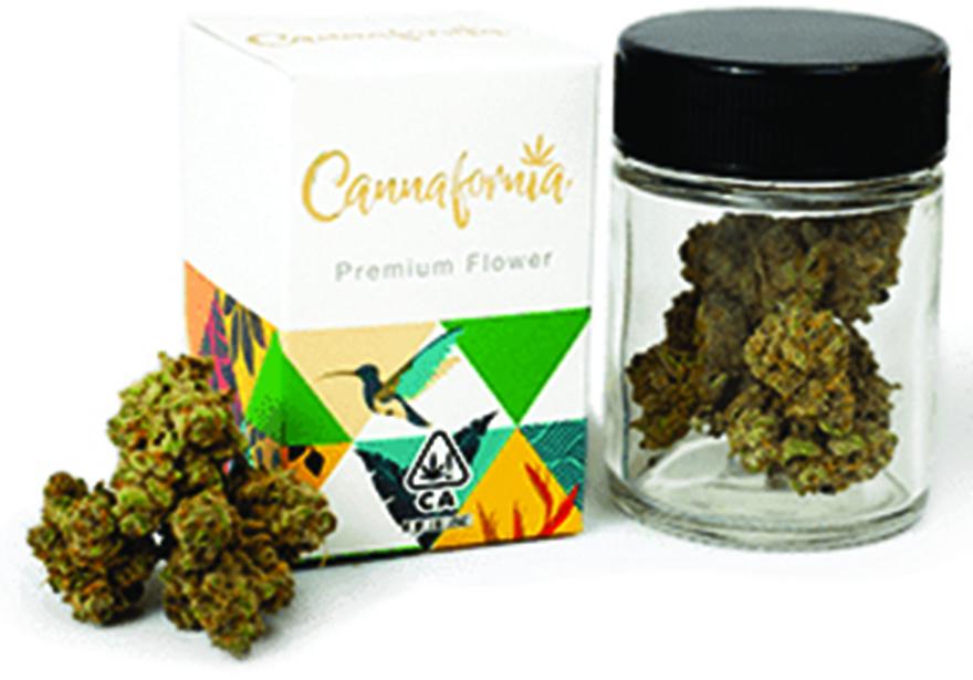 Editor's Pick Cannafornia premium Flower