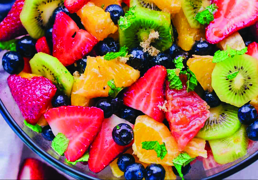 Edibles Magazine Issue 56 Cannabis Infused Fruit Salad