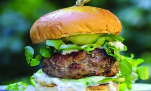 Edibles Magazine Recipe Cannabis Infused Lamb Burger