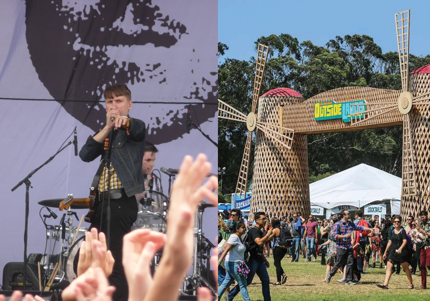 Outsidelands Festival Gets Cannabis Event Permit in San Francisco - Golden Gate Park