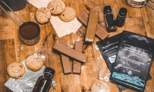 Space Food Sticks - Edibles Magazine - Cannabis Infused Product Review Feature - Chocolate Chews