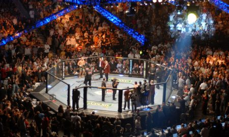 UFC using CBD to test injuries from athletes