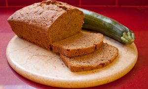 Edibles Magazine Recipe Zucchini Bread