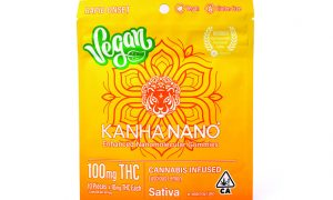 Kanha Vegan Lemon Gummies