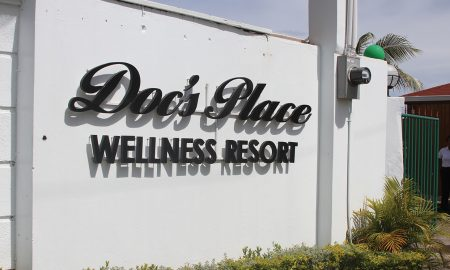 Docs Place Sign