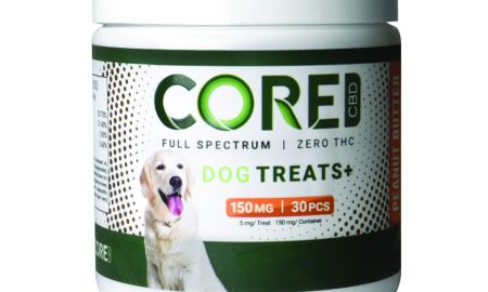 CORE CBD Peanut Butter Dog Treats