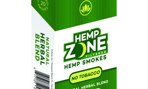 Edibles Magazine Reviews Hemp Zone Filtered Smokes