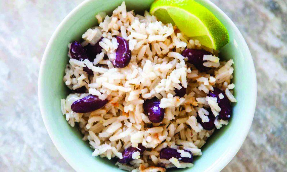 Jamaican Reefer Rice & Peas