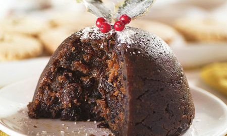 Cannabis Infused Figgy Pudding - Cooking with Cannabis Ultimate Holidays Recipe Guide