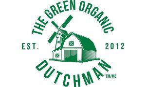 The Green Organic Dutchman Holdings Ltd--The Green Organic Dutch