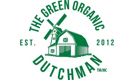 The Green Organic Dutchman Holdings Ltd--The Green Organic Dutch