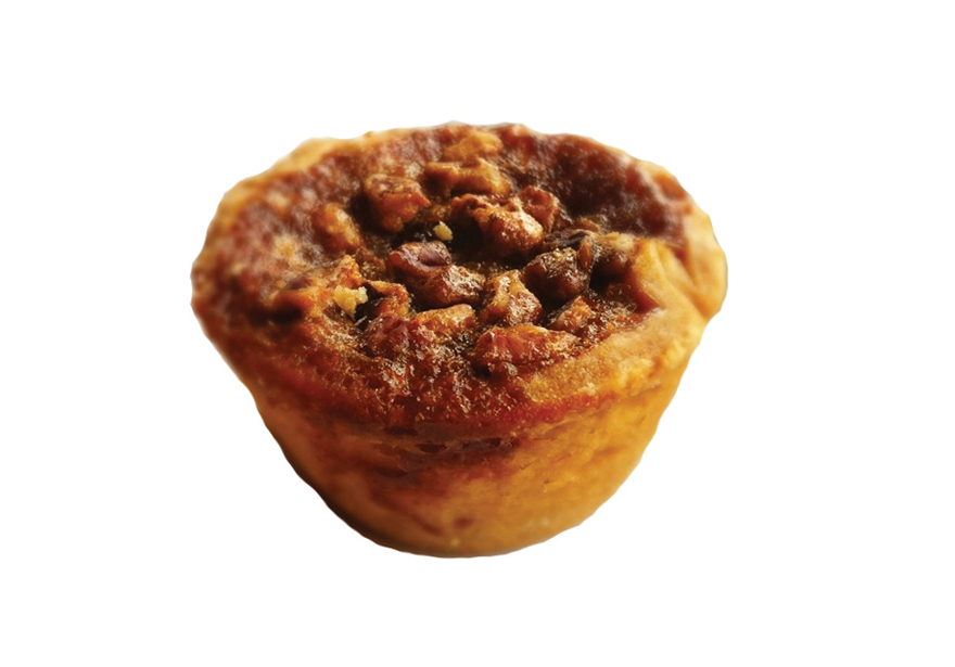 Canadian Bud Butter Tarts - Cooking with Cannabis - Edibles Magazine - Cannabis Infused Recipes