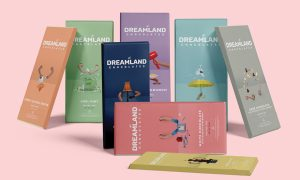Dreamland Chocolate Bars by Planet 13 - Product Review by Edibles Magazine - Editors Pick Feature