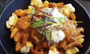 Miss Canadas Canna Infused Poutine - Cooking with Cannabis - Edibles Magazine - Cannabis Infused Recipes