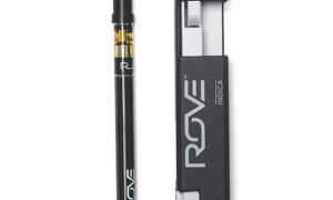 Edibles Magazine Reviews Rove Vape pens: Ape Indica