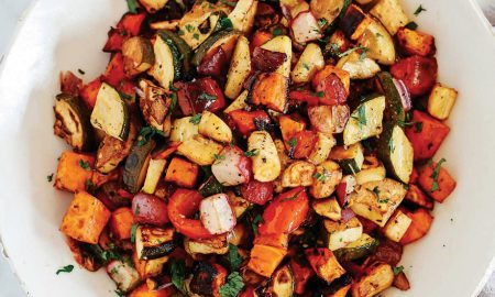 Rustic Reefer Roasted Veggies - Cannabis Infused Recipes