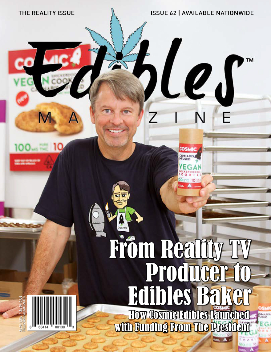 Edibles Magazine - The Reality Issue - Edition 62
