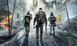 Ganja Gamer Geek Review: Tom Clancy's The Division