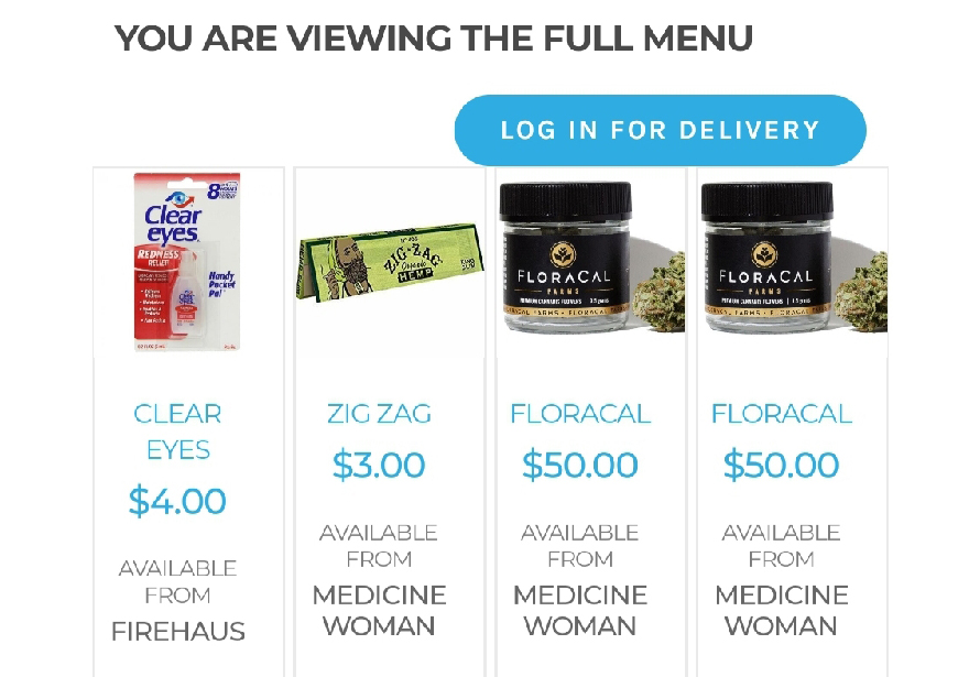 Top 7 Ways COVID - 19 Will Change How We Consume Cannabis - Online Ordering