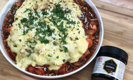 Chef Matts Shepherd Pie - Cannabis Infused Recipes - Cooking with Cannabis Infused Coconut Oil