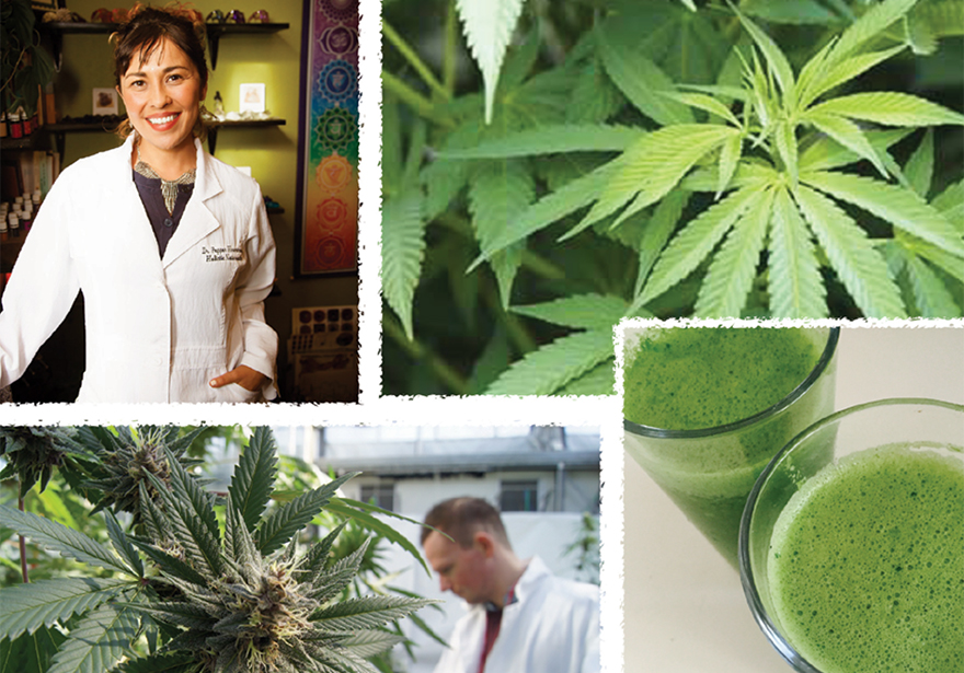 Doctor Pepper Hernandez - Edibles Magazine Cannabis Contributor - Getting the Most Out of Your Edibles