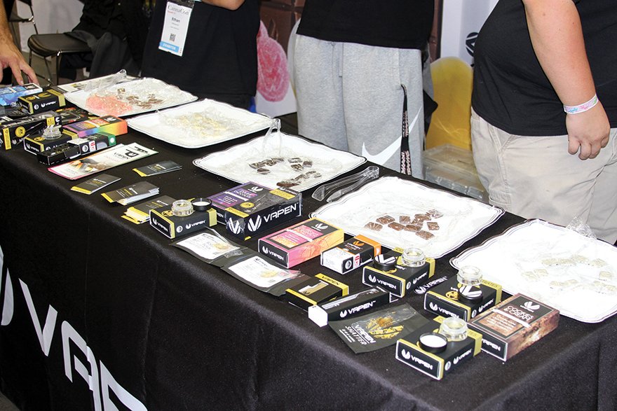 OKC CannaCon Event Recap 2 - Edibles Magazine Feature