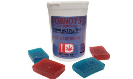 ROBHOTS Gummies Product Review - Edibles Magazine - Oklahoma Edibles