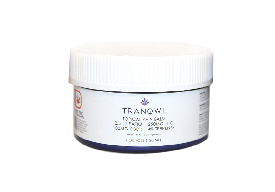 Tranqwl - Pain Salve - Product Review - Edibles Magazine - Oklahoma Topicals