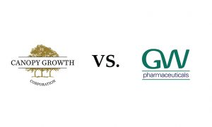Canopy Growth Sues GW Pharma Alleges Unauthorized Use Of Intellectual Property