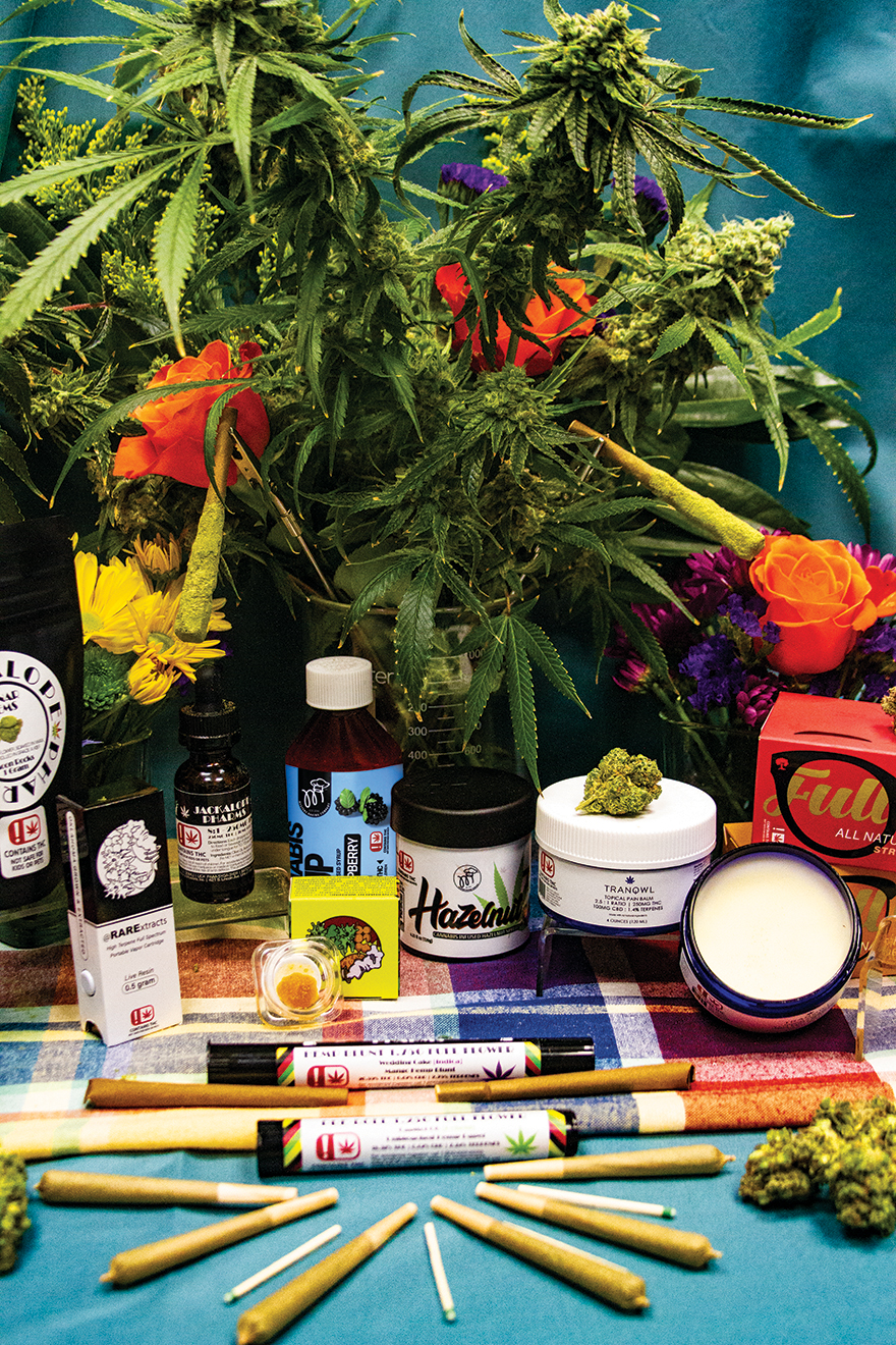 SPRING MUST HAVE PRODUCTS - OKLAHOMA CANNABIS