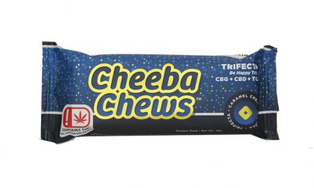 Edibles Magazine Reviews Cheeba Chews Trifecta Chews