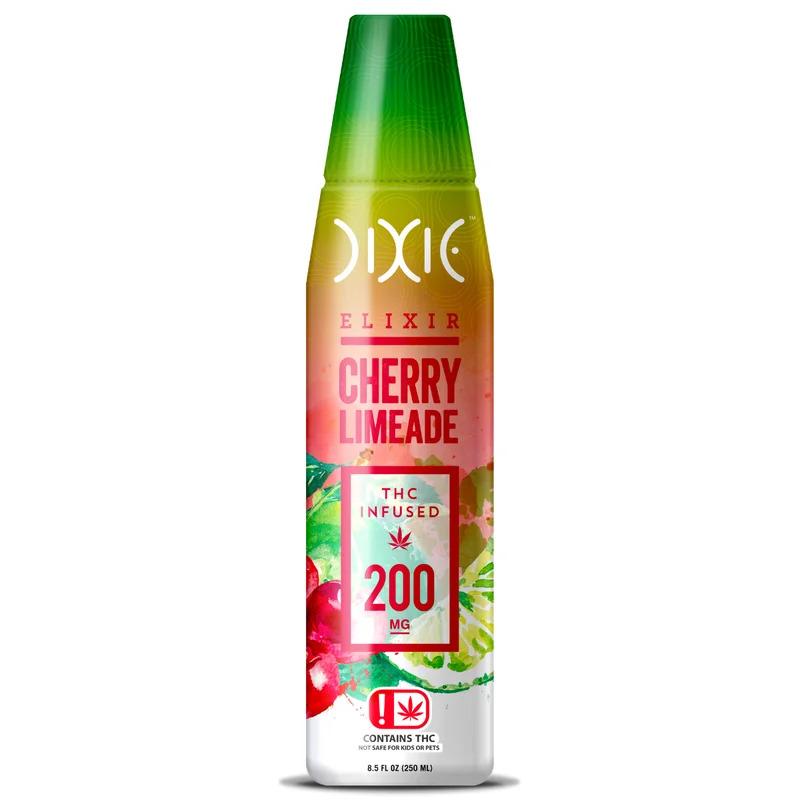 Edibles-Magazine-Reviews-Dixie-Elixirs-200mg-Cherry-Limeade