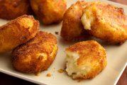 Mary Jane Mashed Potato Croquettes