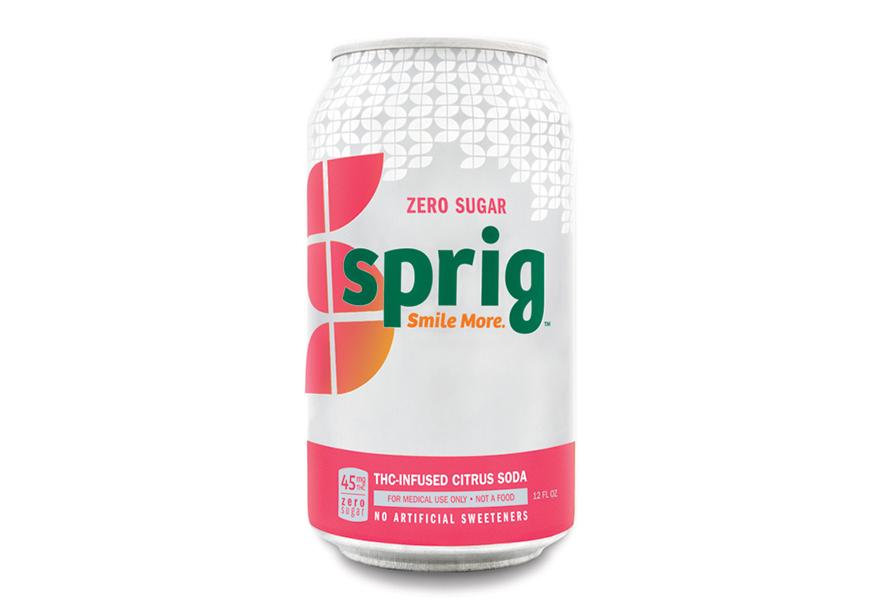 Sprig Sugar Free Soda
