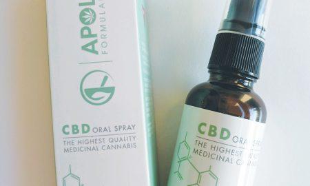 Apollon Formularies Inc. CBD Oral Spray