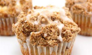 Canna-Coffee Cake Muffins